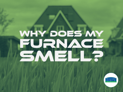 Why Does My Furnace Smell